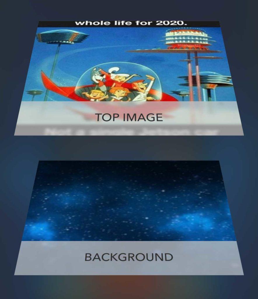 Stratificazione delle foto
