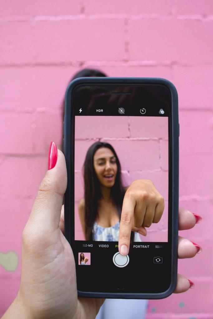 Selfie 3D Frame