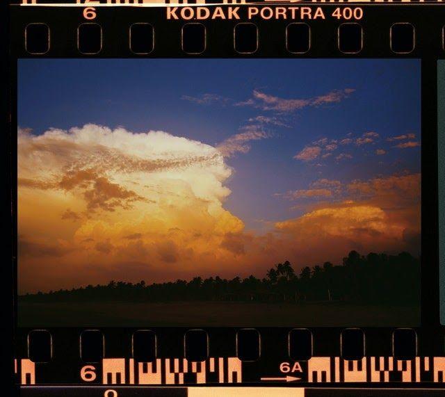 3D camera clouds